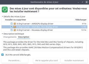 Ubuntu Intel_HD driver Update