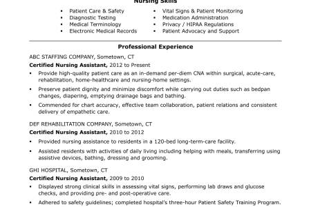 Free Professional Resume » assisted living administrator ...
