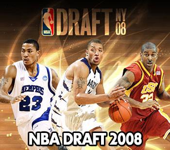 NBA draft 2008