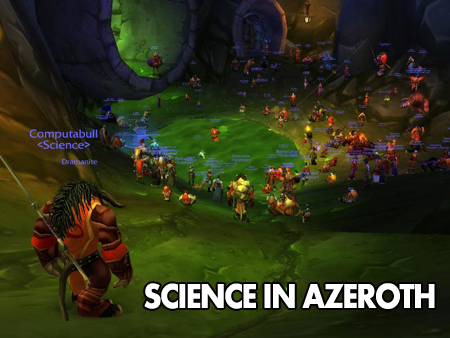science in azeroth