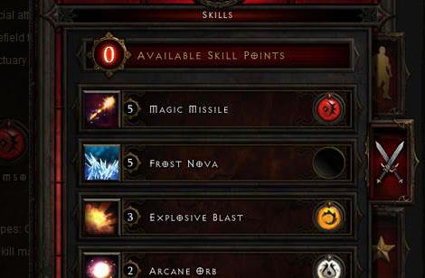 diablo3 skillpoints