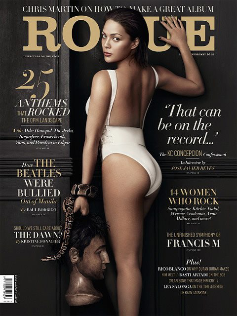 KC Concepcion Rogue Magazine