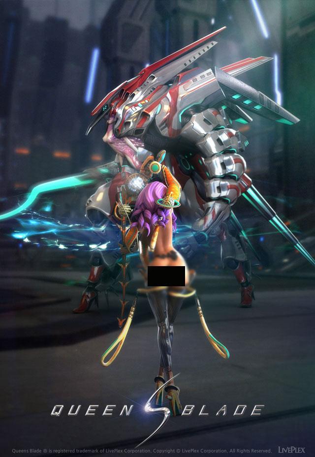 Queens Blade Online