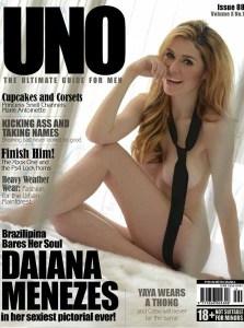 Daiana Menezes UNO Magazine