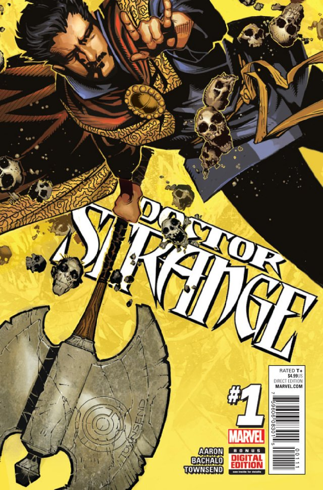DoctorStrange001cover