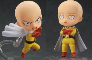 One Punch Man Saitama Nendoroid