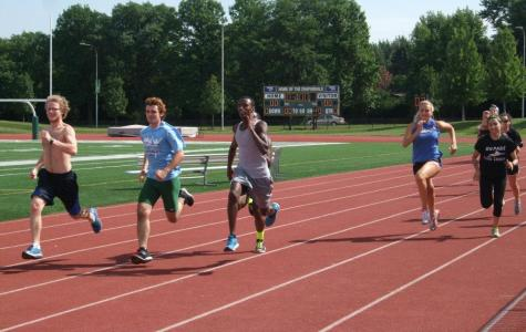 Cross country athletes train hard to get desired results