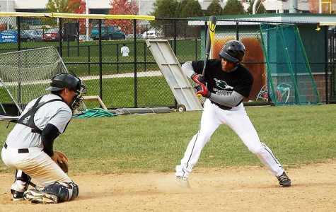 Baseball team already prepping for season