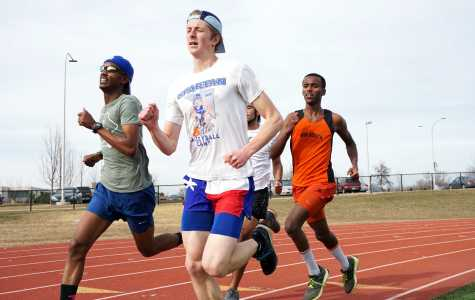 Sights on Gold: COD track and field athletes qualify for national tournament