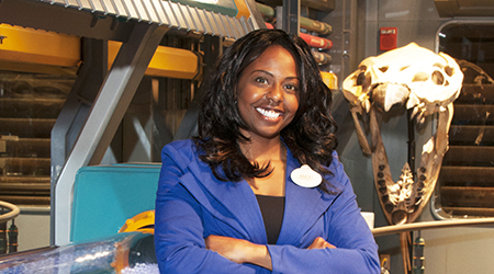 "What is it like being a STEM ""trendsetter""? A Q&A with Disney's Angel Price"