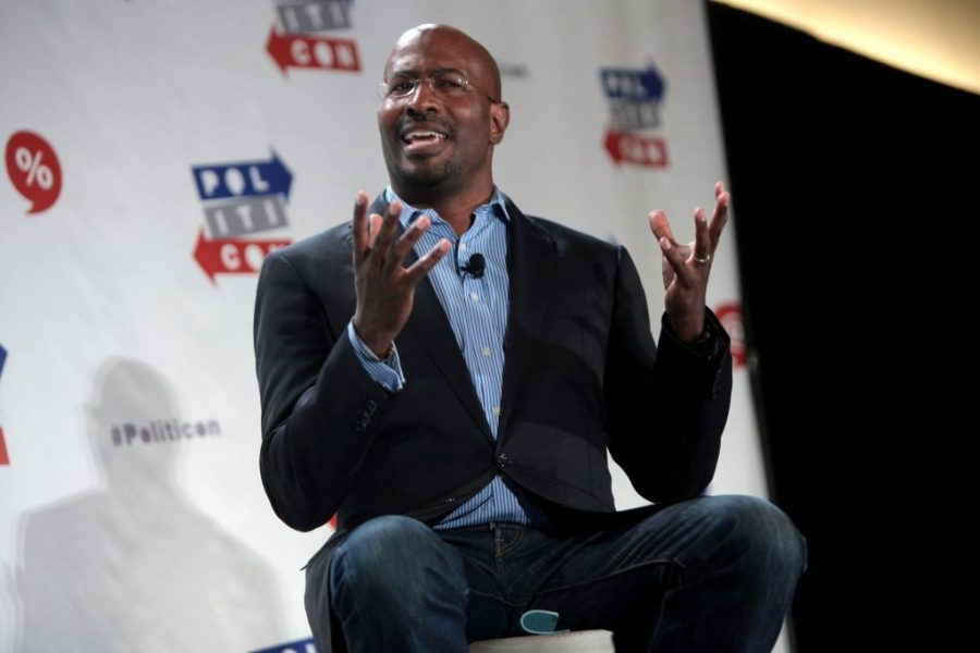 Division and Activisim: An interview with Van Jones