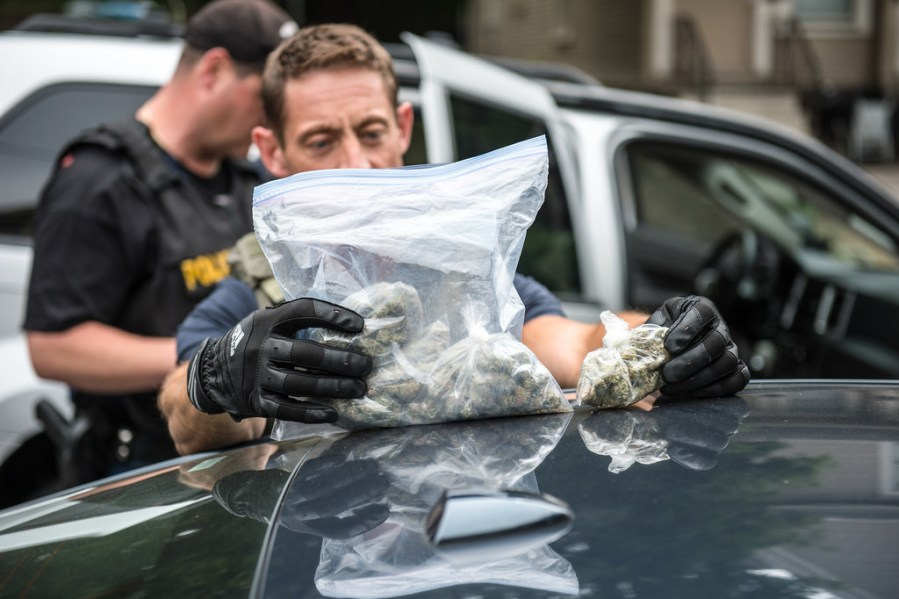 The war on pot marches on: Marijuana arrests on the rise in nearly half the country