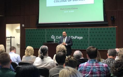 College of DuPage Considers Mark Curtis-Chavez for Provost Position.