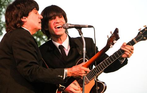Something in the way they sing, attracts me like no other cover: Beatles cover-band American English kicks off the MAC's Lakeside Pavilion Summer Concert Series