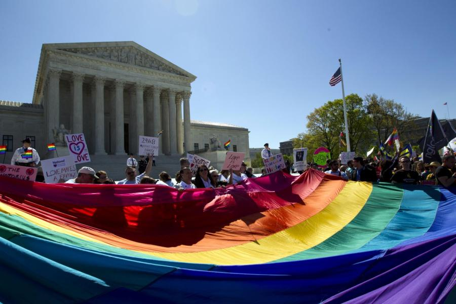 Why Supreme Court Justice Kennedy's LGBTQ legacy may be short-lived