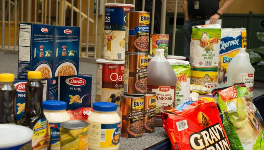 For many college students, hunger can make it hard to focus in class