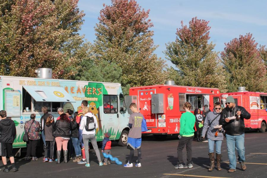 Indulge with help from the Food Truck Rally