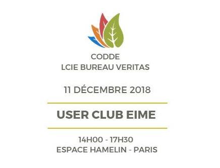 USER CLUB EIME 2018