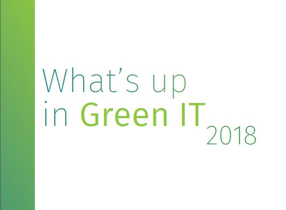 What's up in Green IT 2018 !