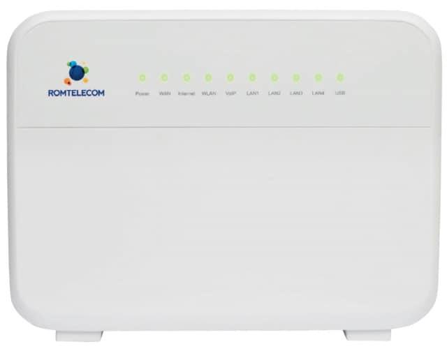 Routerul oficial Telekom