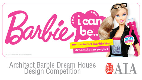 Architect Barbie Dream House Design Competition