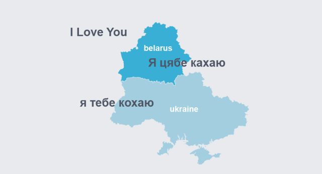 to improve translations from Belarusian to English, we leveraged the relationship between Belarusian and Ukrainian and built a multilingual system