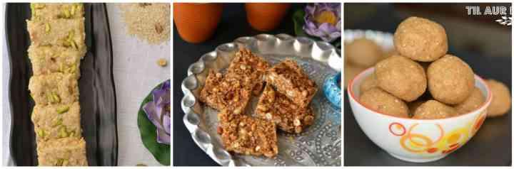 10 Quick And Easy Festive Recipes | Makar Sankranti Special