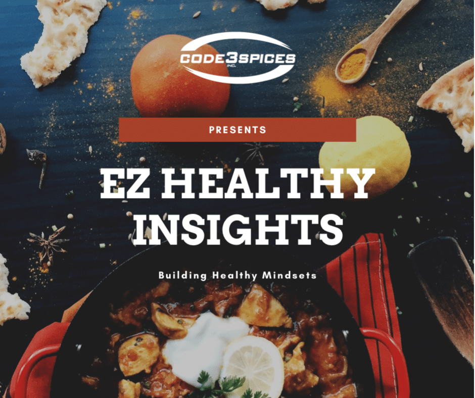Code 3 Spices - EZ Healthy Insights