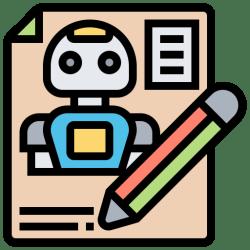 Kids build and code robots