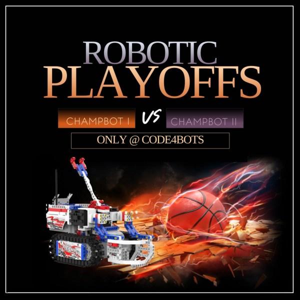 Robotic Playoffs STEM Camp