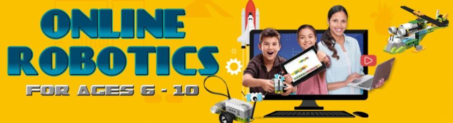WEDO 2.0 Online Robotics and coding Classes