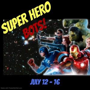 Super Hero STEM Coding Camp