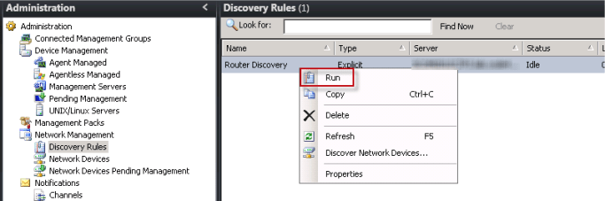 Troubleshooting Network Discovery in SCOM 2012 – code4ward net