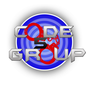 CODE 5 GROUP Logo - Reduced