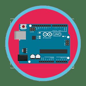 Icon Arduino Stylized