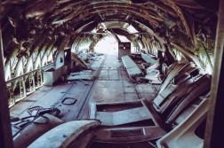 Jumbo Jet Upper level