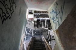 Jumbo Jet stairs