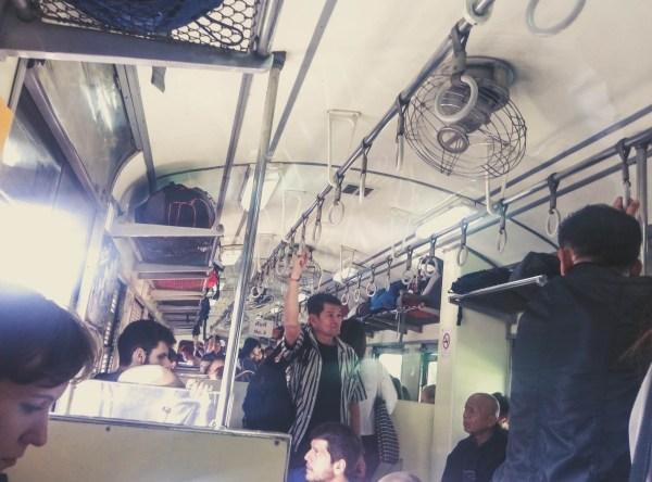 Ayutthaya - Train