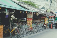 Ayutthaya - Bike rental