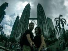 Kuala Lumpur selfie