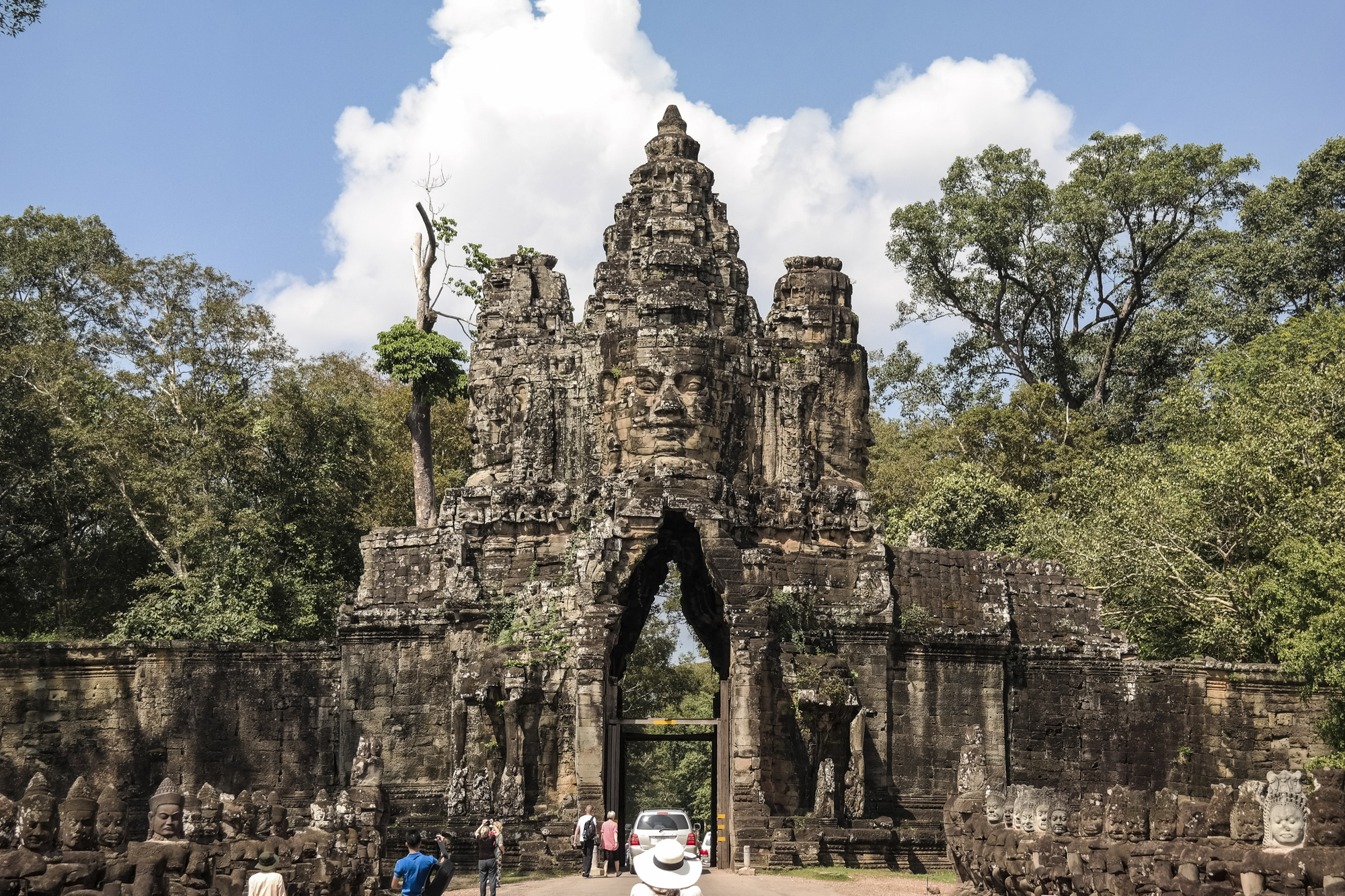 Cambodia, Siem Reap, Angkor Wat in 3 days