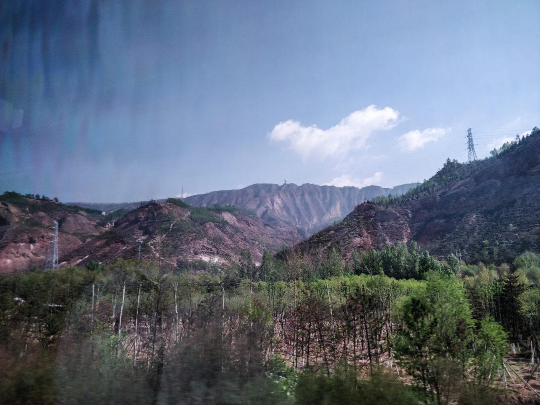 Po drodze do Xining