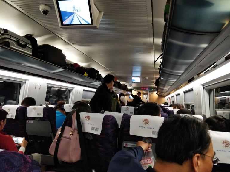 Chinese Train