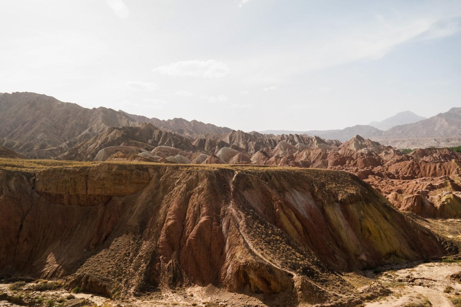 Góry Tęczowe Danxia