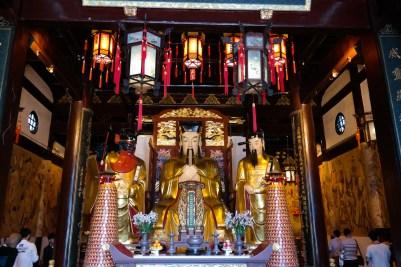 Szanghaj Świątynia Bogów Miasta