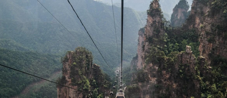 Tianzi Cable Car