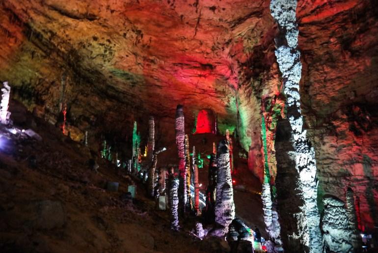 Yellow Dragon Cave Zhangjiajie