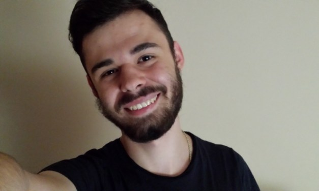 From high school Python to EPAM – The story of our student, Attila Blascsák