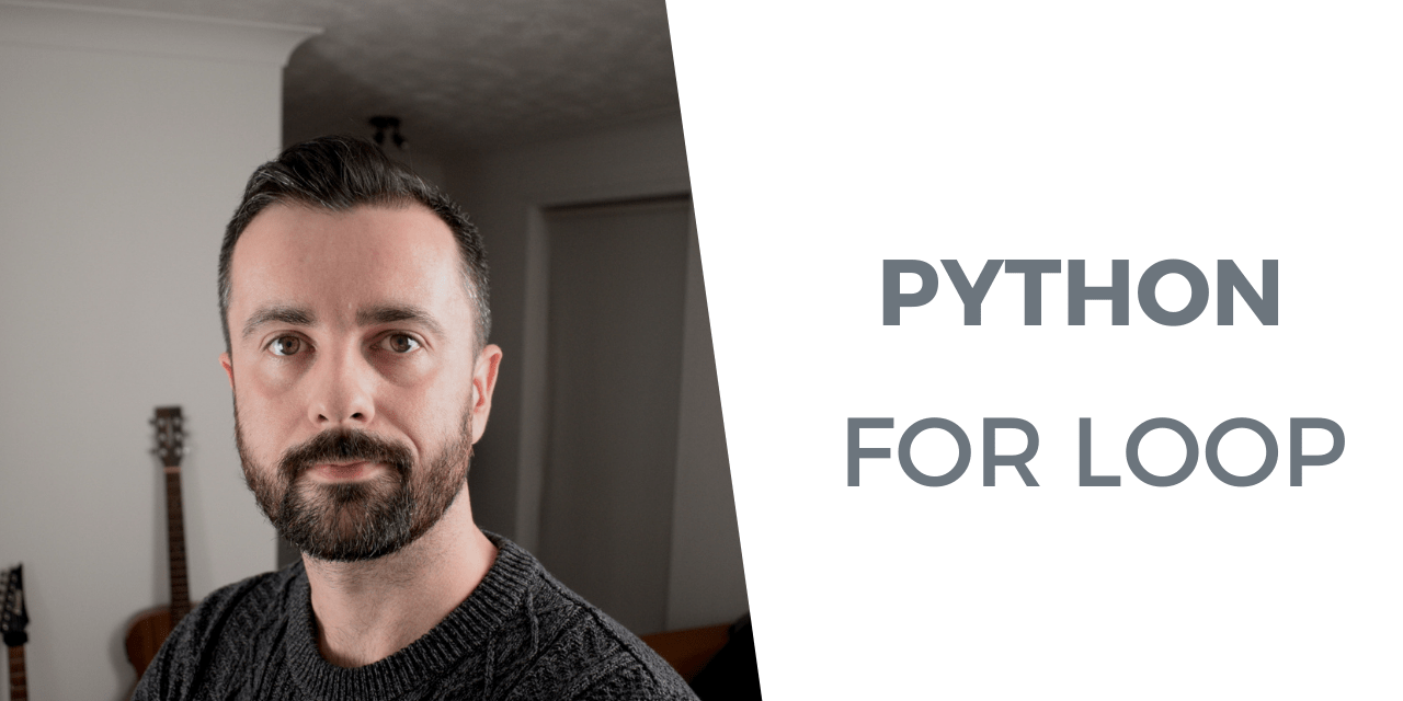 6 easy ways to use Python for loop
