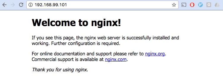 nginx at master